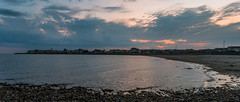 20180604-Galway-0944-Pano (cast.shadows) Tags: travel ireland galway salthill salthillpromenade beach atlanticocean atlantic sea ocean