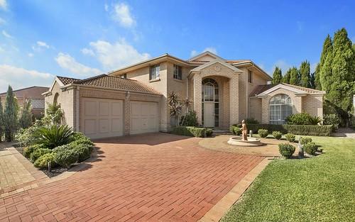 42 Perkins Drive, Kellyville NSW