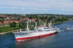 P1630057 (Lumixfan68) Tags: schiffe ships museumsfrachter cap san diego nordostseekanal kiel