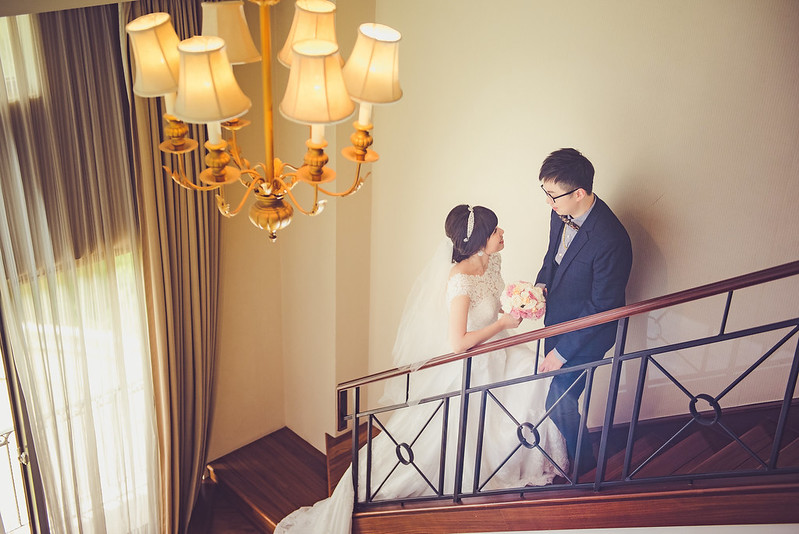 婚禮攝影 [瀚❤苓] 訂結之囍@煙波大飯店 新竹湖濱館