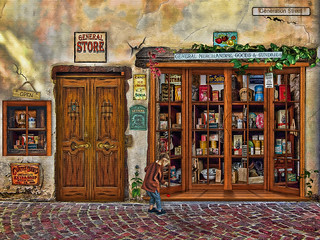 past times - general store