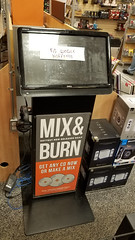 FYE closing (dankeck) Tags: mix burn writable cd mixtape disc songs music fye foryourentertainment retail entertainment recordstore chain musicstore mall rivervalleymall rivervalley lancasterohio centralohio fairfieldcounty clearance sale closing goingoutofbusiness folding shuttering closeout