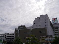 Cracks in the sky (しまむー) Tags: panasonic lumix gx1 g 20mm f17 asph natural train tsugaru free pass 津軽フリーパス