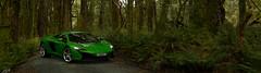 McLaren 650S (Matze H.) Tags: mclaren mc laren 650 650s gt sport gran turismo panorama uhd 4k scapes wallpaper screenshot render forrest wood tree green
