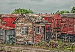 Lineside Hut
