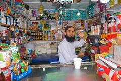Murree hill station stalls (walterkolkma) Tags: pakistan murree market stands stalls shops markets vendors sony a6300