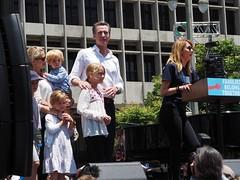 Lt. Gov. Gavin Newsom at L.A.'s Families Belong Together March (lukeharold) Tags: families belong together gavin newsom kamala harris