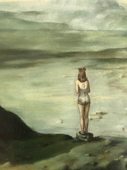 Dorothea Tanning (rocor) Tags: dorotheatanning sfmoma selfportrait