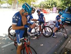 Campeonato España Triatlón Sprint Banyoles (Girona) Acuatlon TeamClaveria 19