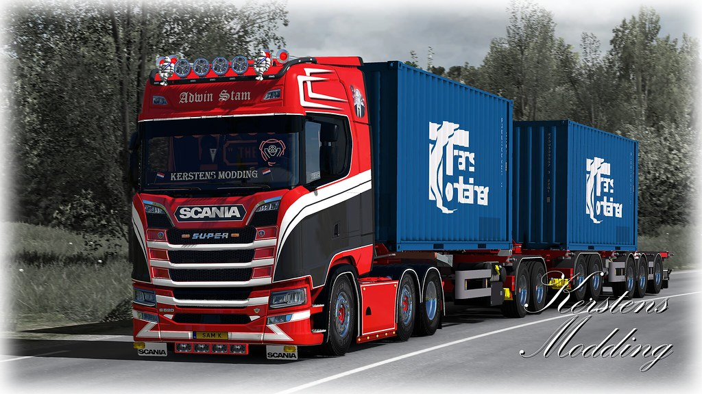 The World's Best Photos of ets2 and modding - Flickr Hive Mind