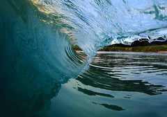 Tunnel Vision (Omnitrigger) Tags: wave pebblebeach tube barrel beach beachbreak lookout swell