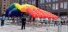 Balloon Arch (vpickering) Tags: 2018 newyorkcity pride themarch ny nyc newyork pridemarch