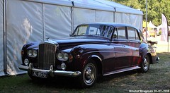Bentley S3 1964 (XBXG) Tags: al8516 bentley s3 1964 concours délégance 2018 paleis het loo apeldoorn nederland holland netherlands paysbas vintage old classic british car auto automobile voiture ancienne anglaise brits uk vehicle outdoor rhd