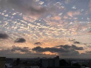 King Sun (at 5:41 PM), São Caetano do Sul, São Paulo, Brasil.