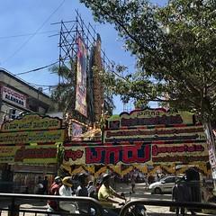 Santosh Theatre[2018] (gang_m) Tags: 映画館 cinema theatre インド india bengaluru2018 bangalore bengaluru バンガロール ベンガルール