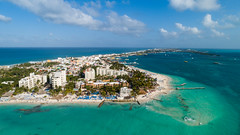 Isla Mujeres in Mexico