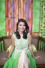 Nurlina's Mehndi (nebula.ik) Tags: henna mehndi party green bengali desi indian