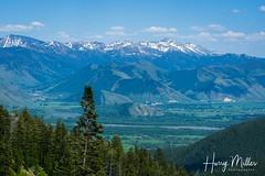 Jackson Hole, Wyoming (HarryMiller002) Tags: jacksonhole wyoming grandteton mountains vista landscape