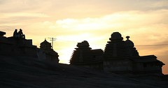 Evening Snap from Temple Town... #hampi (arunp_7) Tags: hampi