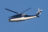 Sikorsky S-76 (S-76C), N96SP, in New York, USA. April, 2018 (Tom Turner - NYC) Tags: helicopter aviation aircraft helo chopper rotor whirlybird sikorsky s76 s76c sikorskys76 flying flight spot spotting tom turner tomturner statenisland newyork nyc bigapple usa unitedstates n96sp