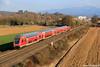 Régio de printemps (Lion de Belfort) Tags: train chemin de fer db regio traxx bombardier br 146 1462 teningen köndringen allemagne badewurtemberg forêt noire