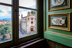 Picture Window (Joyce and Steve) Tags: urban cityscape italy umbria perugia