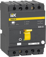 Автоматический выключатель ВА88-33 3-полюсн. 35кА (Реле и Автоматика) Tags: автоматический выключатель ва8833 3полюсн 35ка