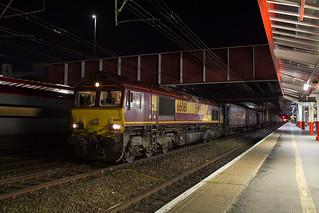 DBC 66061 Crewe