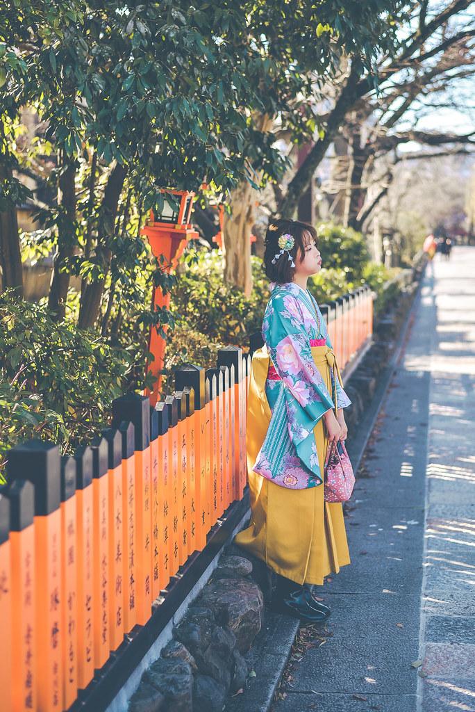 walking around kyoto in kimono-1-25