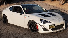"Oren's FRS with 17"" ARC-8 Wheels (ApexRaceParts) Tags: frs brz arc8 satin black brembo track ft86 apex race parts wheels"