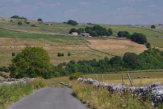 The Farm, Peak District National Park, Derbyshire, England.