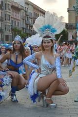 Carnaval de verano Unidos de Barcelona (Cíclope0) Tags: carnaval carnival carnevale retrato portrait