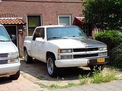 1995 Chevrolet 1500 Stepside V8 (brizeehenri) Tags: chevrolet 1500 1995 07vpjp schiedam
