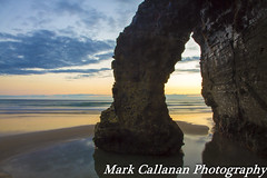 cp-0072 (Callanan Photo) Tags: ballybunion sunset ireland kerry beach cloud sea wildatlanticway