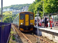 150232 at St Ives (train_photos) Tags: 150232 stives gwr sprinter