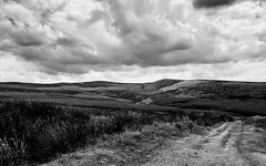 Path to the Hills 2 (graemes83) Tags: pentax sigma lyme park national trust landscape cloudy