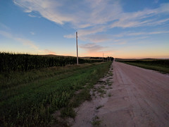 Sunset at Noon - Total Solar Eclipse - August 21st 2017 - Nebraska (BeerAndLoathing) Tags: cellphone eclipse solareclipse google summer 2017 roadtrip august 2017totalsolareclipse greatamericaneclipse googleandroid trip nexus6p android eclipsetrip nebraska arnold unitedstates us