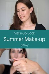 Glowy Sommer Make-up (Fitness Intents) Tags: healthy fitness weight loss motivation motivate