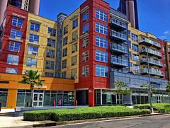 400 Keawe Street (Kakaako) (jcc55883) Tags: kakaako 400keawe keawestreet auahistreet honolulu building architecture ourkakaako hawaii oahu ipad condos apartments sky gentrification