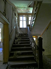 P1230864 (businessofferrets) Tags: urbanexploration urbex soviet lenin hausderoffiziere