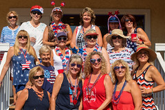 TVWC (dbadair) Tags: 4th july parade tierra verde fl florida st pete red white blue