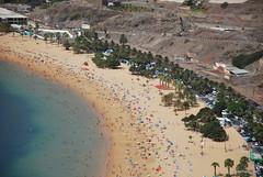 Playa De Las Teresitas, Санта-Круз, Тенеріфе, Канарські острови  InterNetri  778