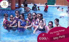 kitty party (heiwa4) Tags: heiwaheavenresort feelthedifference dayouting summer summerpackage kittyparty party jaipur beattheheat fun masti friends