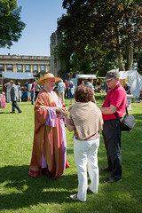 2016-06-05 - 20160605-018A8346 (snickleway) Tags: roman yorkshire museumgardens yorkromanfestival canonef1740mmf4lusm historicalreenactment park soldier york england unitedkingdom gb