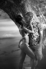 Chloe & Adam (Andy Johnson Photos) Tags: engagement couplesshoot love beach grenada england navy fitness andyjohnsonphotography