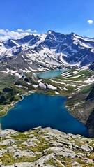 Col del Nivolet (sneno75) Tags: mountains lake sky lago cielo colori estate nivolet sentieri