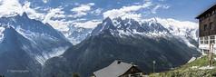 La Flégère - Panorama (Steph-Photographie) Tags: nikon nikonpassion nikond610 nikoneurope nikonfrance chamonix montblanc tamronsp2470mmf28divcusd tamron tamronlenses nikond610tamronsp2470mmf28 fx paysage landscapes d610 d610fx hautesavoie rhônealpes panorama montagnes glacier glacierdesbossons merdeglace aiguilledumidi laflégère