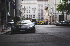 Gray (sb_carphotography) Tags: car road lambo lamborghini roadster graylambo budapest hungary carspotting photography automotivephotography lambolifestyle murcielago murcielagoroadster