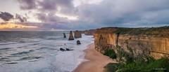 12 Apostles (Marcia H) Tags: 12apostles 2017 australia greatoceanroad victoria beach coast sabbatical seascape sky sunset water