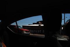 Kingman desde la ventanilla (Miguel Ángel Yuste) Tags: usa estadosunidos unitedstates kingman coche carretera arizona